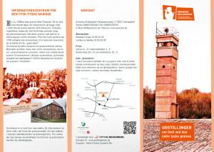 Flyer in verschiedenen Sprachen