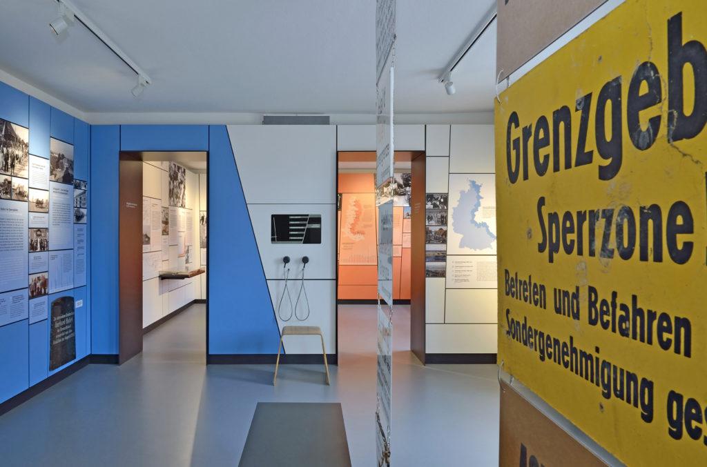 GRENZHUS wieder geöffnet